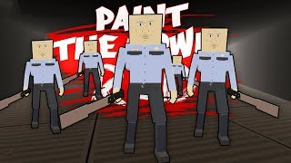 Download INSANE MACHETE CHALLENGE IN PAINT THE TOWN RED (Paint the Town Red Funny Gameplay) Video