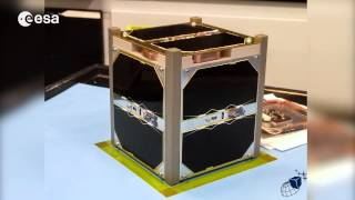 Download Student Built CubeSat Heading to the Space Station | Video Video