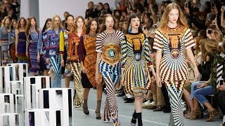 Download Overall Highlights from London Fashion Week September 2016 Video