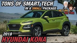 Download 2018 Hyundai Kona - Tons of Smart Tech in a Small Package Video