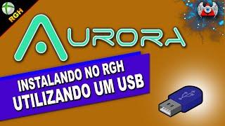 Download [360] • Instalando - Aurora - no RGH usando Pen Drive ou HD - USB Video
