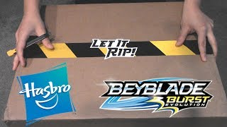 Download Special Delivery from HASBRO!! Beyblade Burst Evolution Video