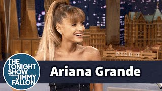 Download Ariana Grande on Her VMA Performance, Dangerous Woman Tour and Hairspray Live! Video