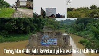 Download Mencari bekas jalur kereta api ke waduk Jatiluhur Purwakarta Video