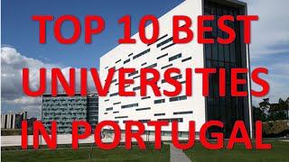 Download Top 10 Best Universities In Portugal/Top 10 Universidades De Portugal Video