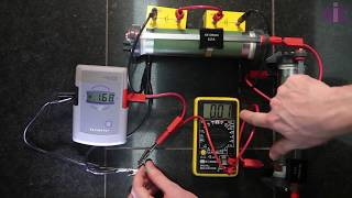 Download An electrifying lesson – explaining electron transitions using LEDs Video