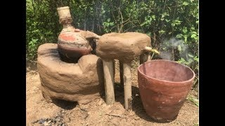 Download Primitive technology :sea water test Get fresh water and salt | pure water Video