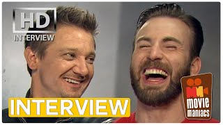 Download Age of Ultron Interview | Who would be your Avenger wingman? (Chris Evans, Scarlett Johansson) Video
