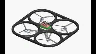 Download Quadcopter assembly Video