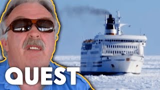Download Can This Monster Ice Machine Save This Cruise Ship From Sinking?   X-Machines Video
