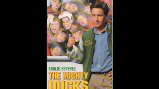 Download Opening To The Mighty Ducks 1993 VHS (Version #2) Video
