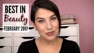 Download Best in Beauty: February 2017 | PRACTICAL MUST HAVES Video