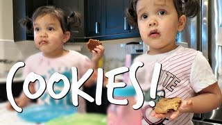 Download BAKING COOKIES with MK! - November 09, 2016 - ItsJudysLife Vlogs Video