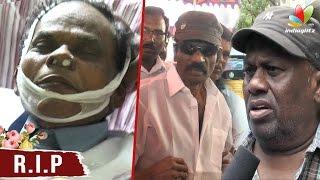 Download Veteran Actor Kumarimuthu passes away | Senthil, Goundamani, Kanimozhi | Death Video Video