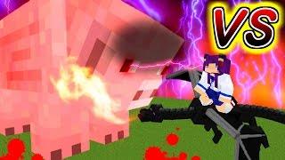 Download 【Minecraft】最恐のエンダ―ドラゴンvs最強のブタ!?世界最強の生き物は誰だ…!!【ゆっくり実況】【マインクラフトmod紹介】 Video