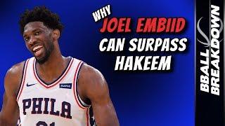Download Why Joel EMBIID Can Surpass Hakeem Video