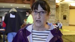 Download Evacuee talks about fleeing Gatlinburg fire Video