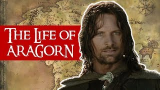 Download The Life of Aragorn: What happened before the Lord of the Rings? [ Tolkien EXPLAINED ] Video
