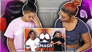 Download Biannca CRIES Reacting To Damien's Smash Or Pass Video 💔 Video