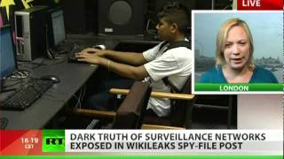 Download Spy Files: WikiLeaks exposes dark secrets of surveillance Video