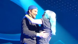 Download Lady Gaga - Shallow (Live) WITH BRADLEY COOPER - Full Video - Enigma Vegas Residency Video