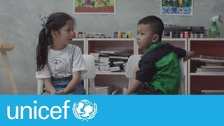 Download These kids show a child is a child no matter what | UNICEF Video