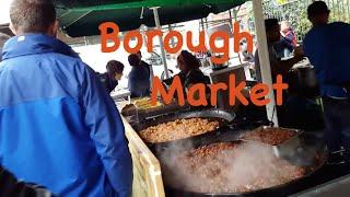 Download London street food - Halal options in Borough Market Southwark Video