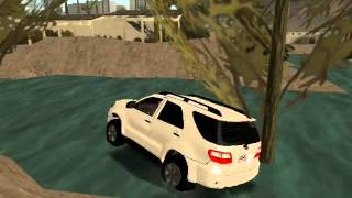 Download Toyota Fortuner gta san andreas Video