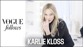 Download Karlie Kloss : Fashion Week Catch-Up in Paris | #VogueFollows | VOGUE PARIS Video