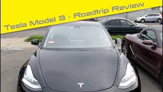 Download Tesla Model 3 - Epic Road trip review made it to San Francisco Video