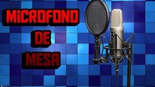 Download Como Hacer Un Microfono De Mesa Casero En 5 Minutos Muy Fácil! - KeVeWo Tv Video