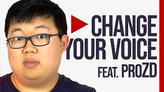 Download Voice Actor Shares Secrets To Changing Your Voice (ft. ProZD) Video