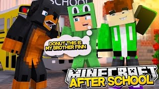 Download Minecraft - AFTER SCHOOL - LITTLE LIZARD'S LONG LOST BROTHER!? Video