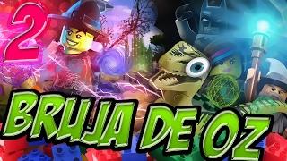 Download LA BRUJA DEL OESTE - EL MUNDO DE OZ - LEGO DIMENSIONS #2 Video
