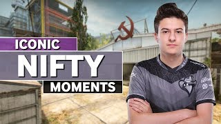 Download Nifty Walks Us Through Some Of His Greatest Plays | Iconic Moments Video