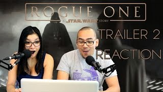 Download ROGUE ONE TRAILER 2 REACTION AND REVIEW Video