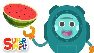 Download The Bumble Nums Make Underwater Watermelon Salad | Cartoons for Kids Video