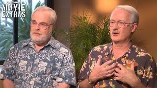 Download Moana (2016) Ron Clements & Don Hall 'Filmmakers' talk about their experience making the movie Video