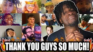 Download Scru Face Jean Reacts To Youtube's Birthday Shoutouts! Video