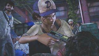 Download The Walking Dead Game Season 3 Episode 3 FULL EPISODE Walkthrough Video