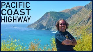 Download California Road Trip - The Pacific Coast Highway Video