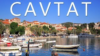Download Cavtat Croatia 2017 - Old Town and Beaches Video