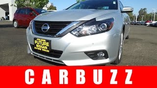 Download 2017 Nissan Altima Unboxing - More Than Just A Family Sedan Video