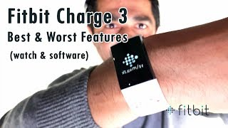 Download Fitbit Charge 3 honest review: Top 10 Best and 10 Worst Features of Watch + Software Video