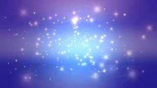 Download 60:00 Minutes ~Purple Blue Moving Stars~ Longest (!!!) FREE HD Motion Background AA VFX Video