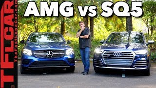 Download Which Car Is Best? 2018 Audi SQ5 vs Mercedes-AMG GLC43 Review Video