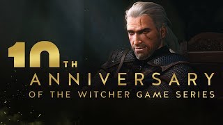 Download Celebrating the 10th anniversary of The Witcher Video