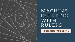 Download Machine Quilting with Rulers - The ″Daytime″ Quilt Show: Video