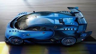 Download Making of the Bugatti Vision Gran Turismo Video