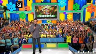 Download The Price is Right Special | Survivor Edition FULL EPISODE Video